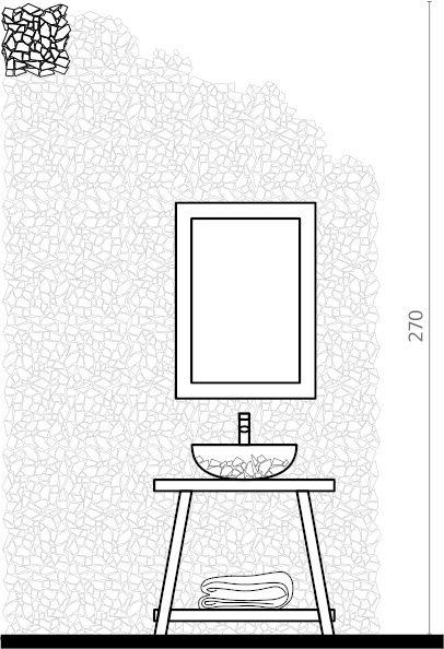 Pitrizza - PT10 - bathroom