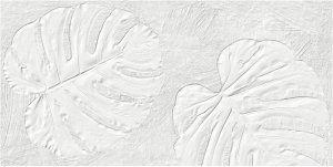 Bianco Rodo mix 40x80 cm Rett.
