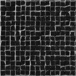 Mosaic Spacco Silver 1x1/30x30 cm