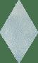 Glicine Rombo 10x20 cm