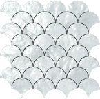 Mosaic Ventaglio Perla 26x26,5 cm